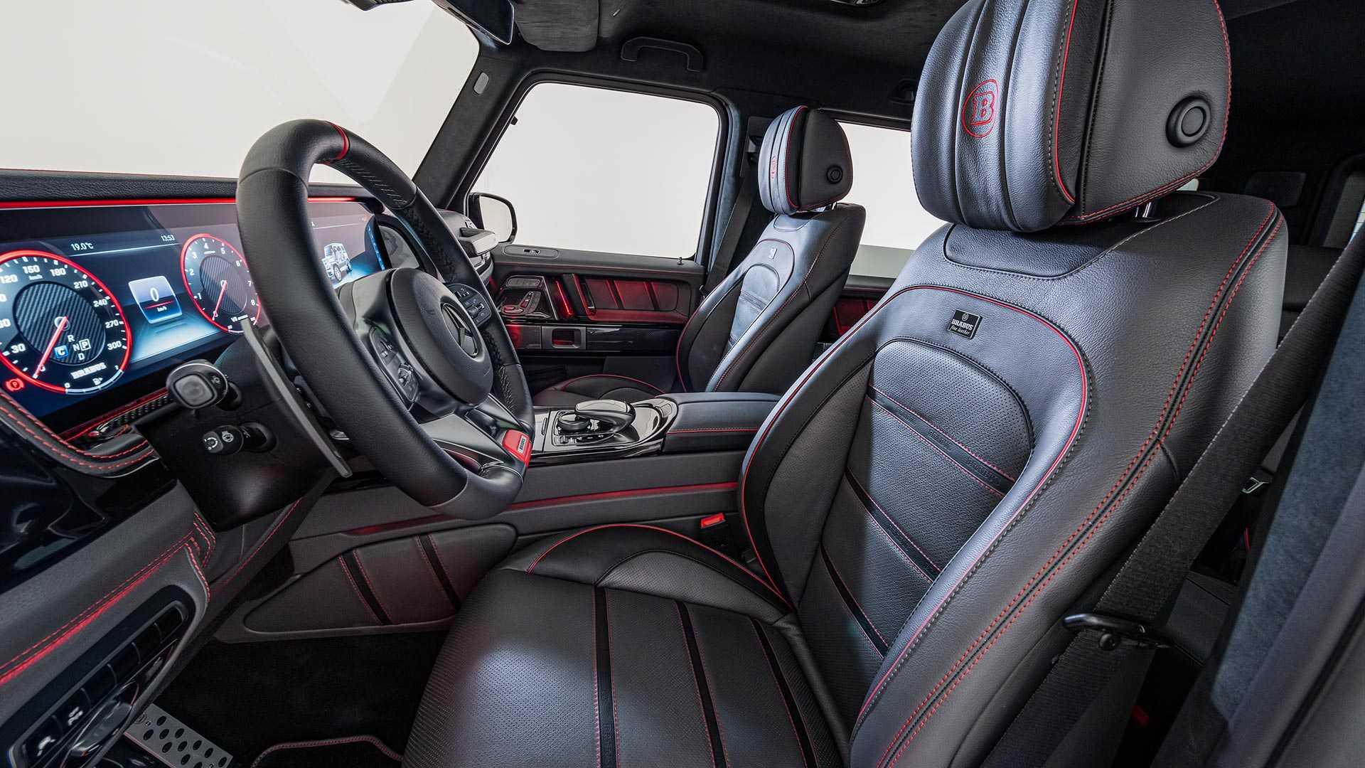 Brabus Mercedes-AMG G63 Black OPS