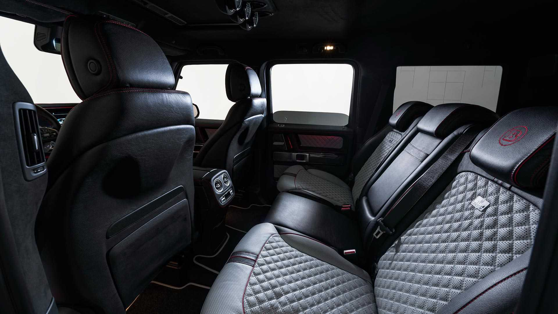 Brabus Mercedes-AMG G63 Shadow 800