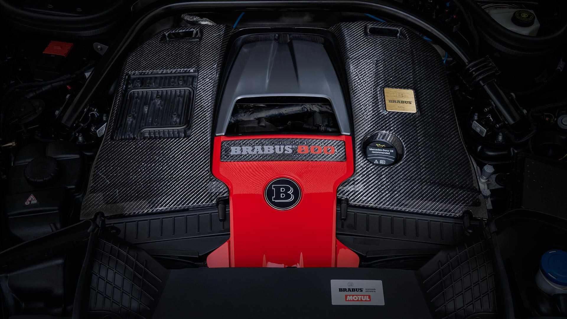 Brabus Mercedes-AMG G63 Shadow 800