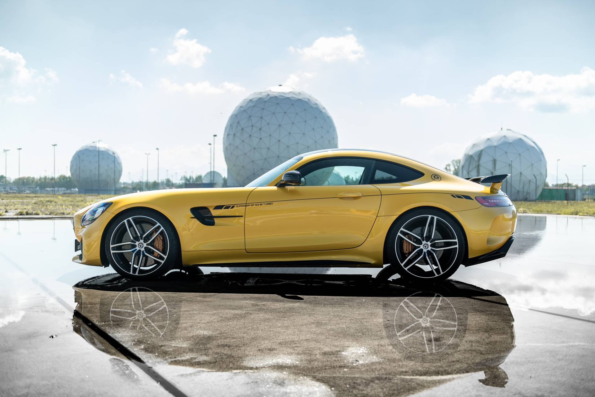 G Power GP63 Biturbo Mercedes-AMG GT R