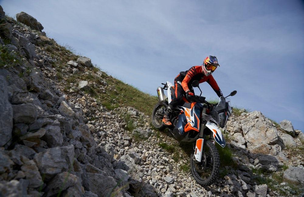 KTM 790 Adventure R Rally