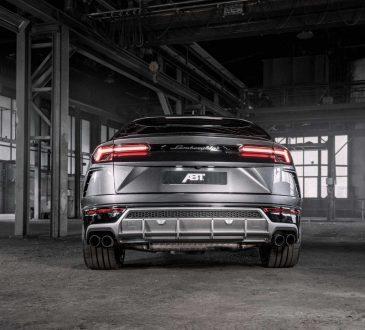 Lamborghini Urus by ABT Sportsline