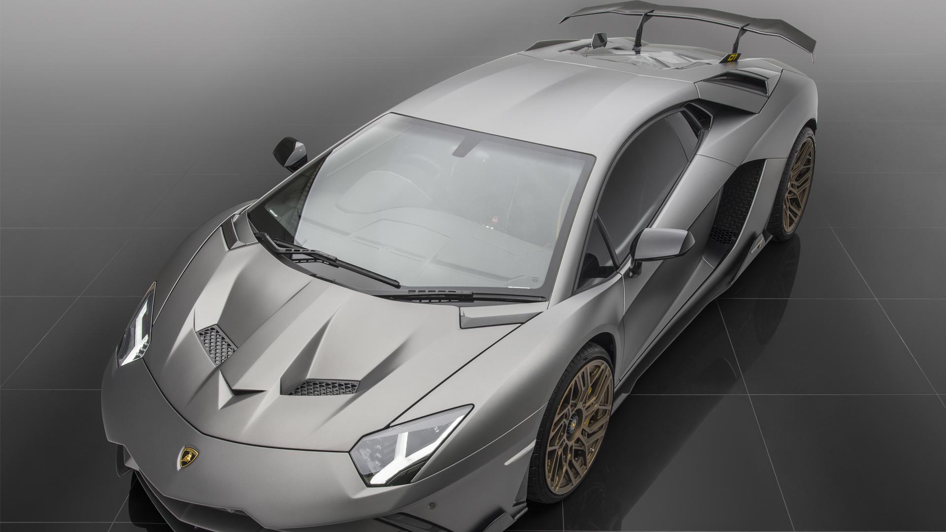 Onyx Lamborghini Aventador SX