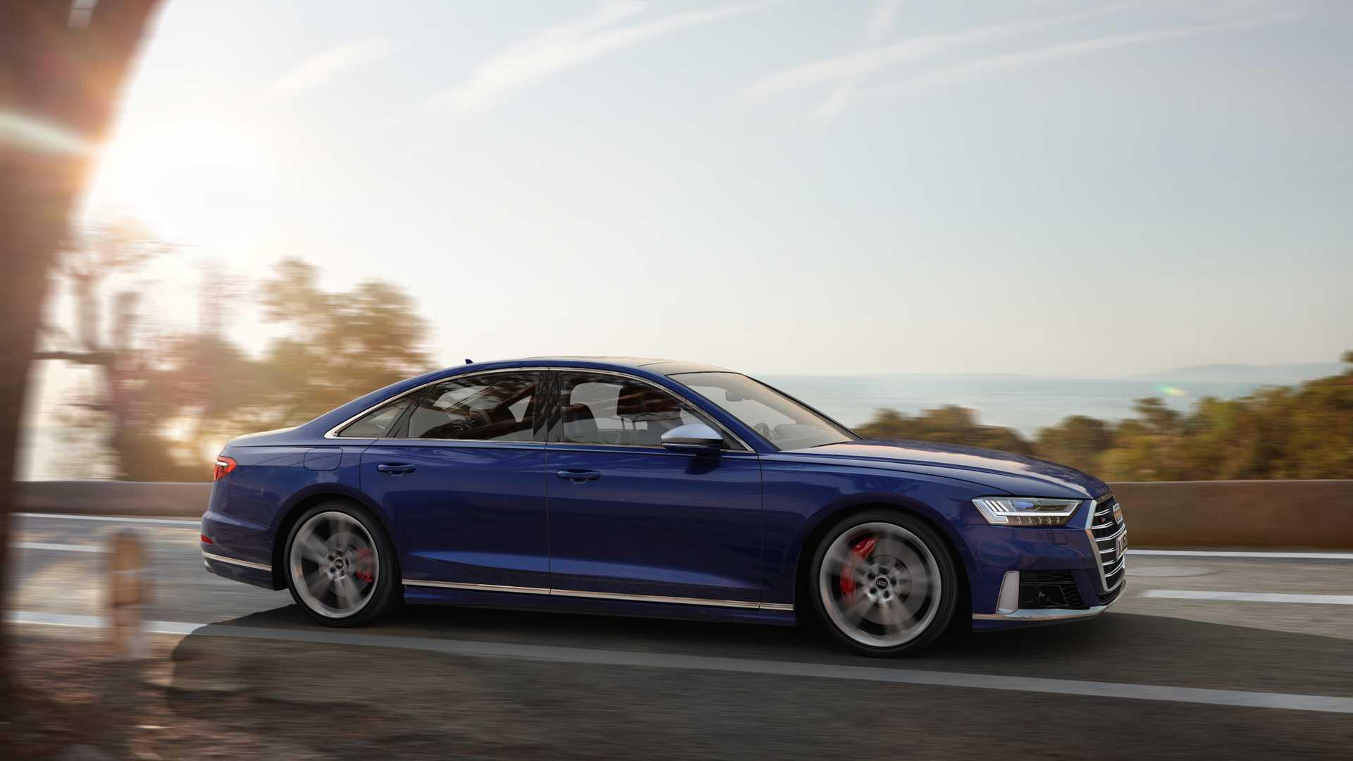 Četvrta generacija modela Audi S8