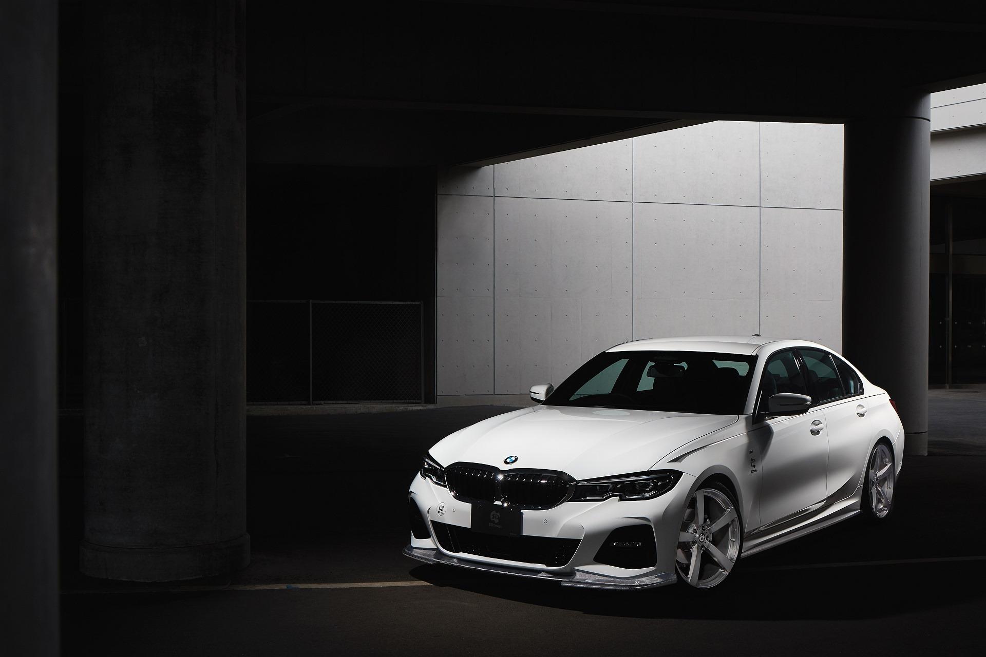 3D Design BMW Series 3 G20