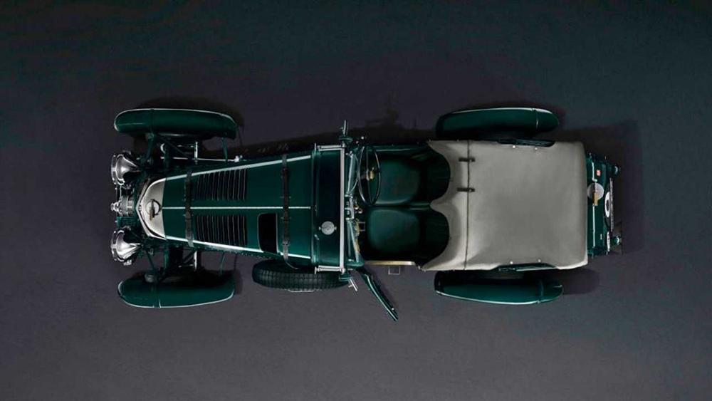 Bentley 4.5 Litre Team Blower