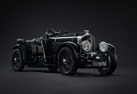 Bentley 4.5 Litre Team Blower