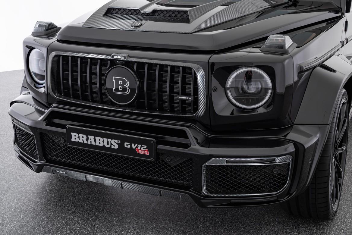 G V12 900 by BRABUS