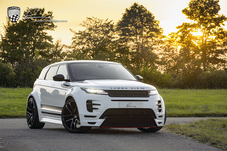 Lumma CLR RE Range Rover Evoque