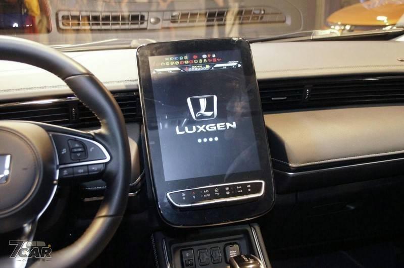 Luxgen URX