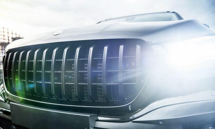 Mercedes X klase by Kahn Design