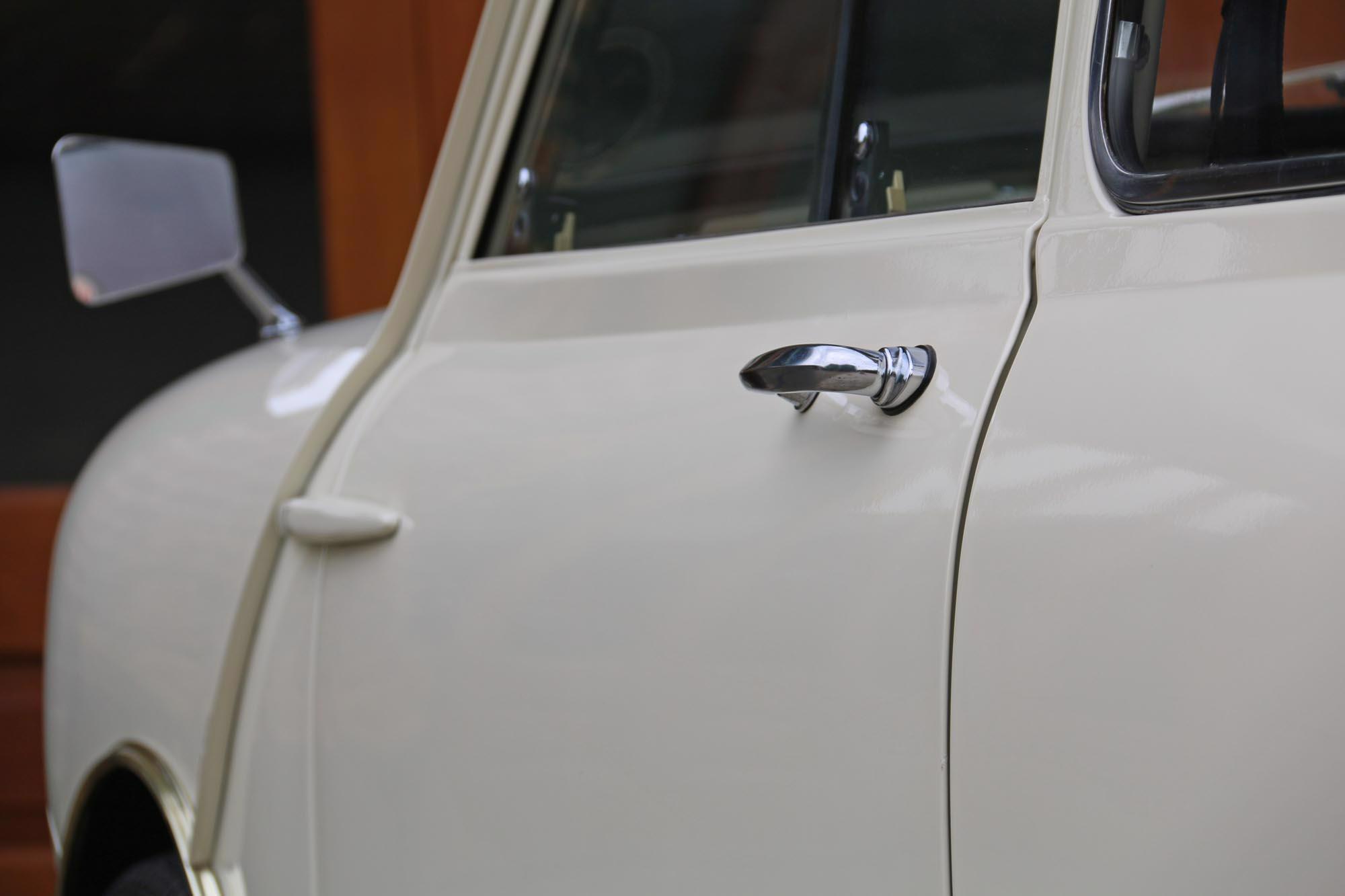 1968 Morris Mini-Minor Super De Luxe