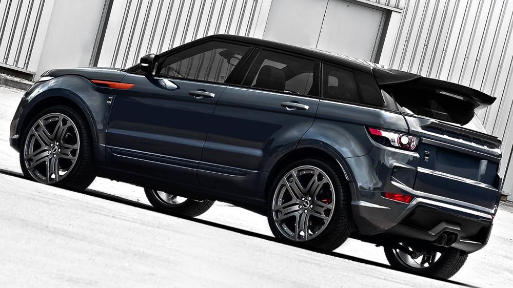 Project Kahn Range Rover Evoque LE Edition
