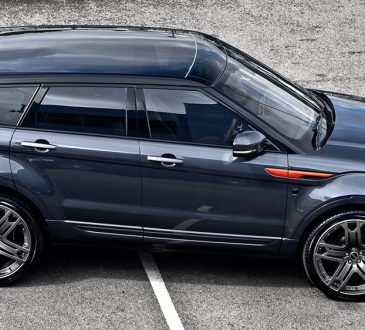Project Kahn Range Rover Evoque LE Edition