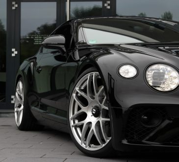 Wheelsandmore Bentley Continental GT