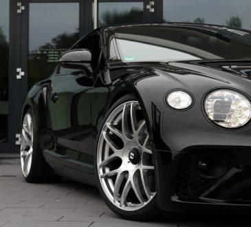 Wheelsandmore Bentley Continental GT
