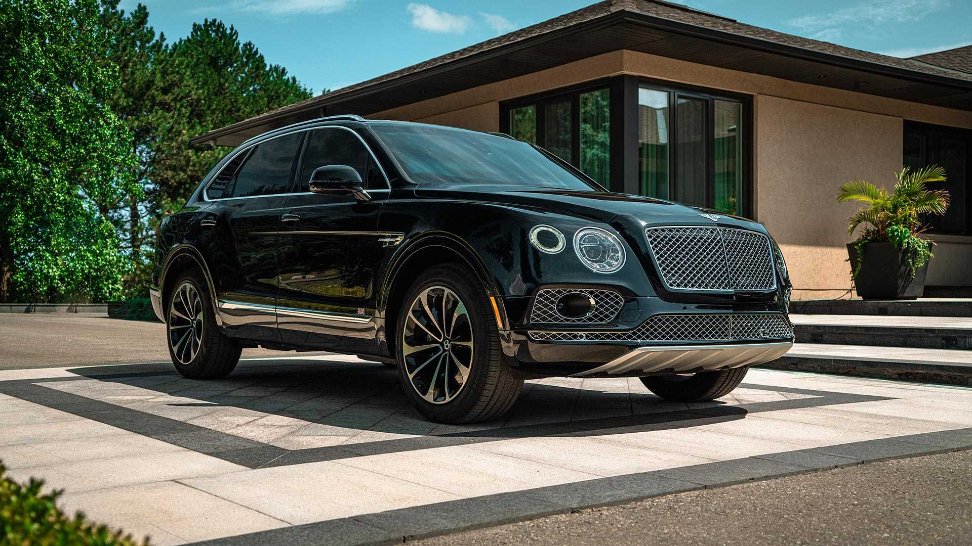 bentley bentayga by inkas