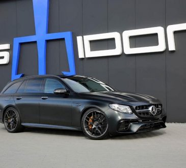 Posaidon Mercedes-AMG E63 S 4Matic Estate