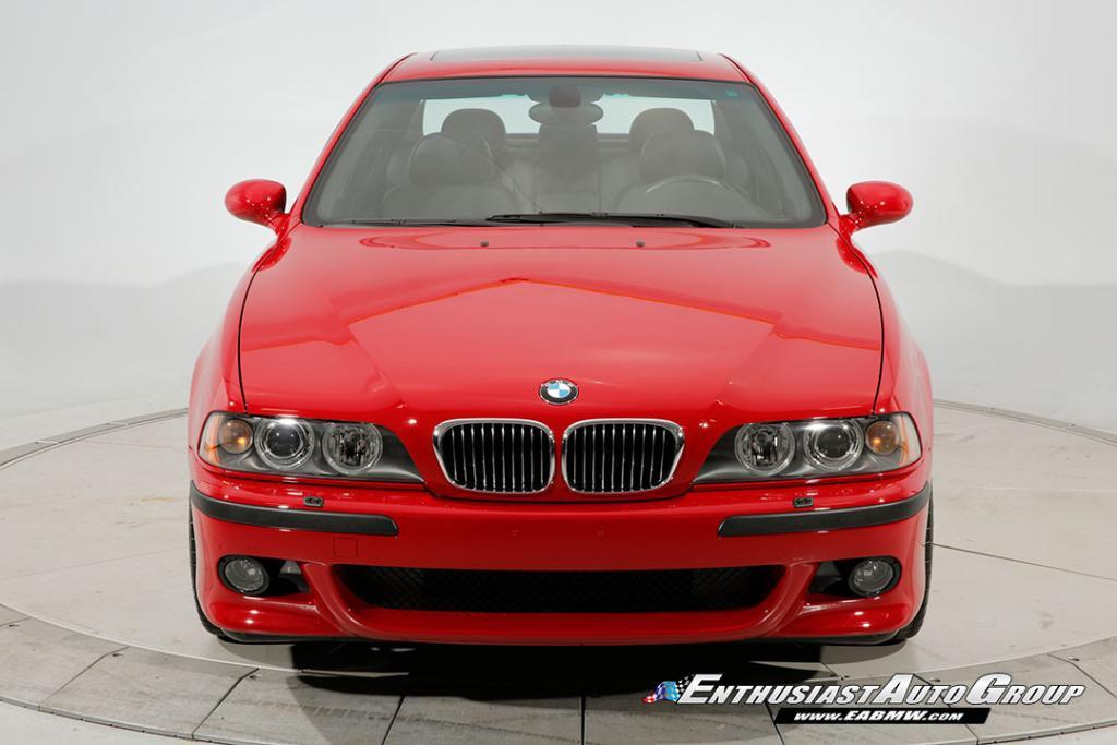 bmw e39 m5 imola red